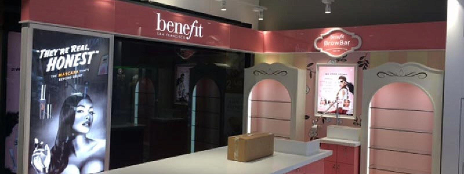 Benefit House of Fraser Sutton Coldfield